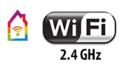 2,4 GHz