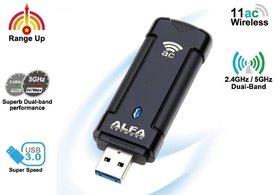 ALFA AWUS036EAC - 802.11ac AC1200 USB Dongle