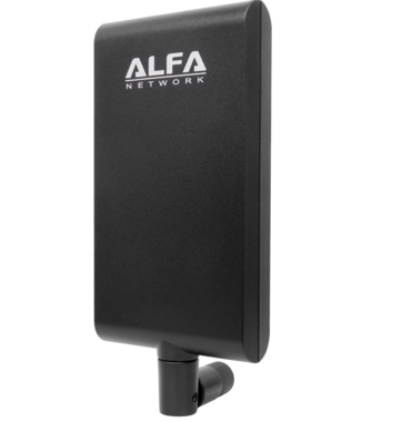 Alfa Networks APA-M25 Dual-Band indoor paneelantenne (RP-SMA)