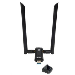 AWUS036ACM - 802.11ac MiMo Dual-Band 2.4/5 GHz Wi-Fi USB Adapter