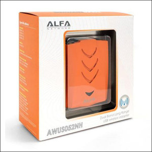 ALFA Network AWUS052NH - Dual-Band Wireless USB Adapter